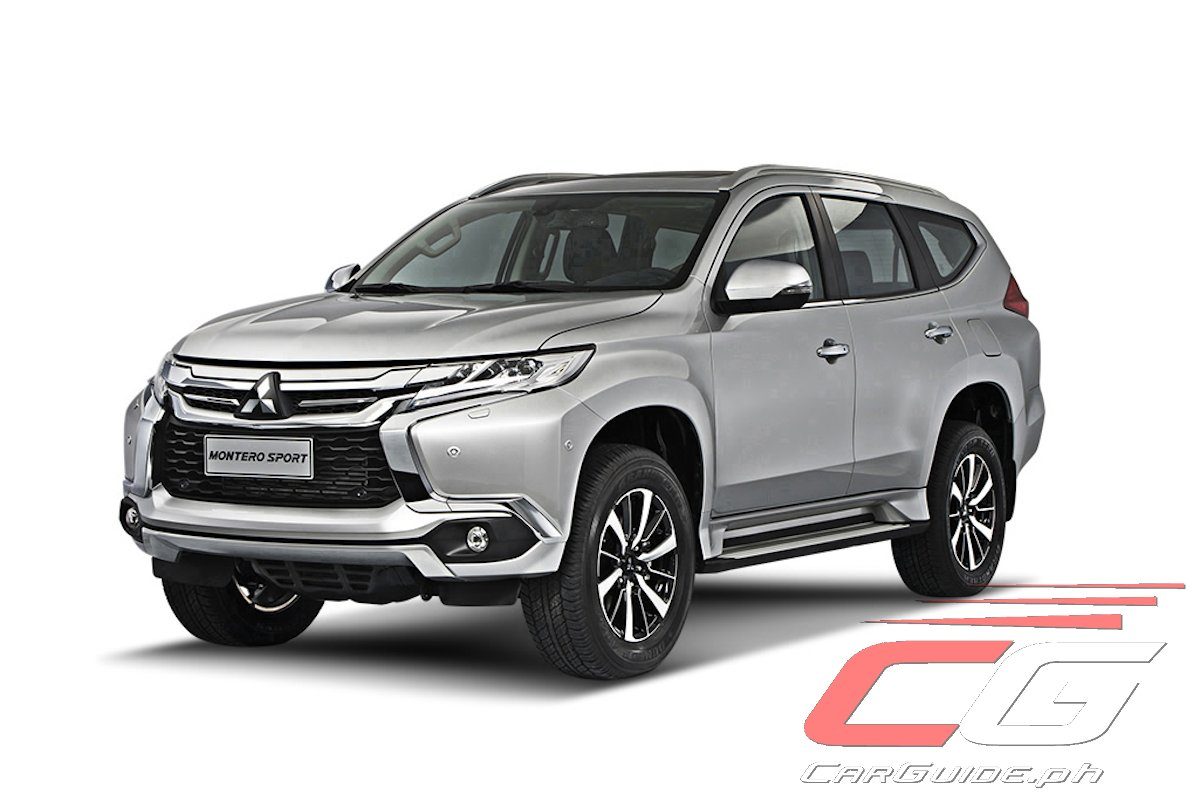 Mitsubishi Motors Philippines Adds More Features To Montero Sport For 2018 W Brochure