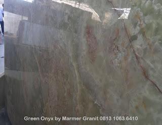 marmer green onyx