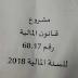 تفاصيل مناصب الشغل في مشروع قانون المالية 2018 حسب الوزاراة.