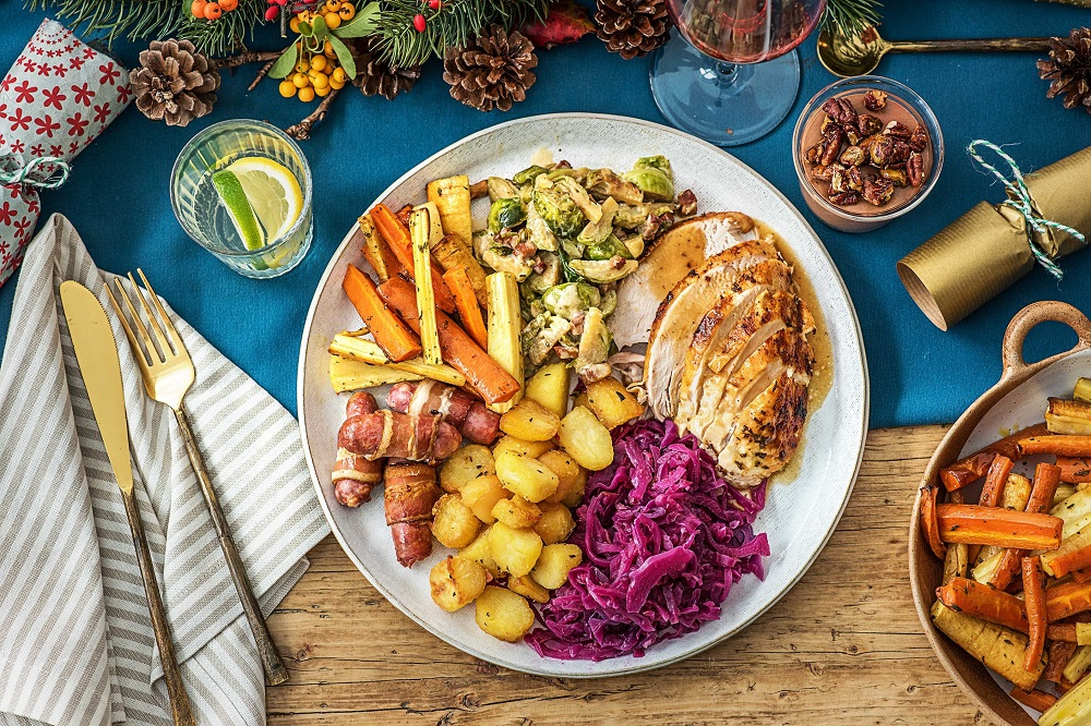 Ultimate Christmas Dinner Guide With HelloFresh