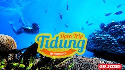 paket wisata murah open trip pulau tidung