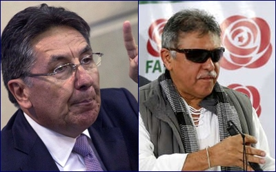 El fiscal general de Colombia renuncia, tras orden de liberación de un líder de las Farc