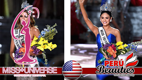 Miss Universe 2015 is Philippines