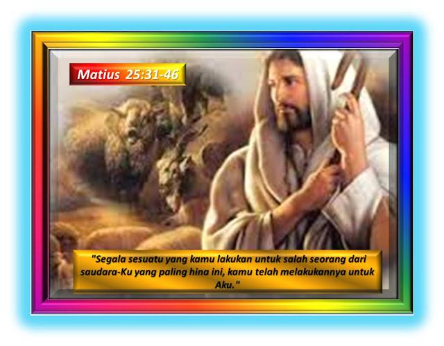 Matius 25:31-46