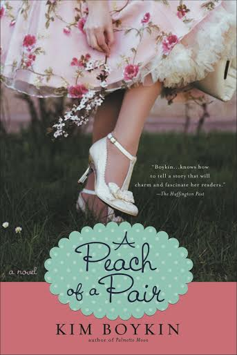 I'm Shelf-ish: A Peach of a Pair by Kim Boykin Book Review