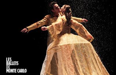 La Cenicienta por Les Ballets de Monte Carlo y la OFB
