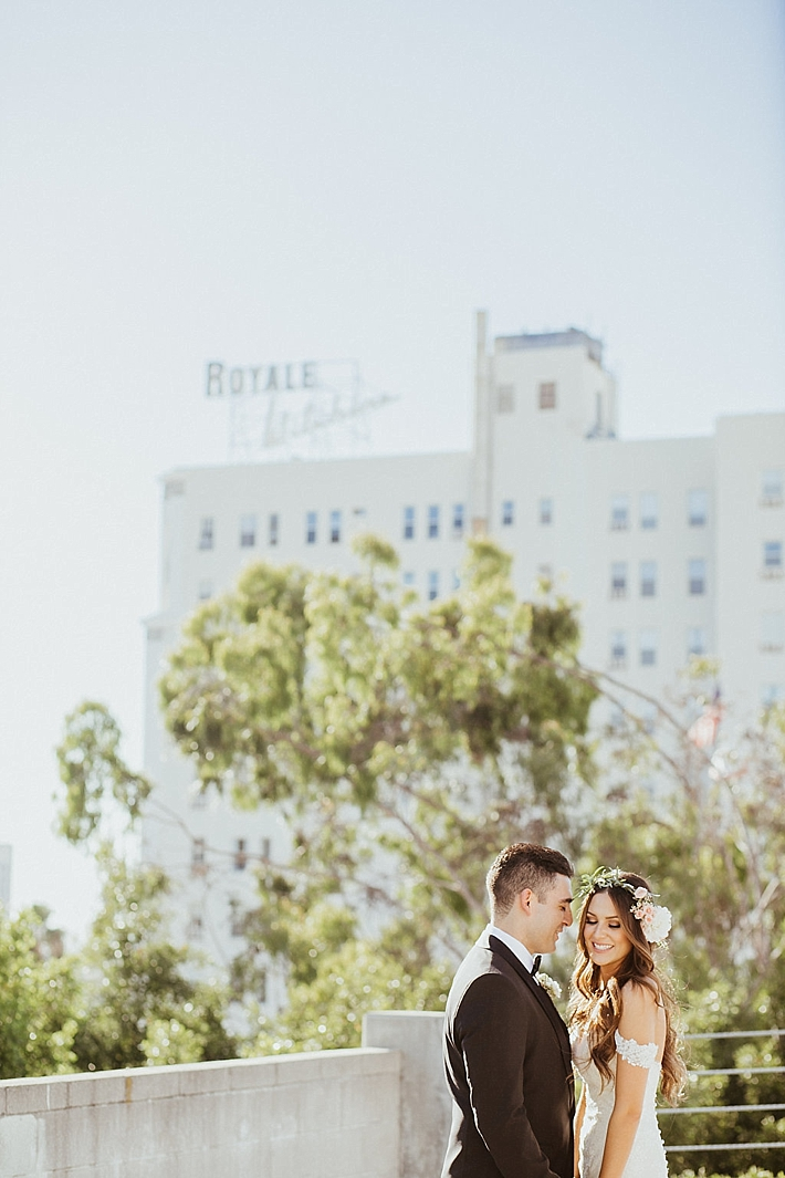 An Elegant and Intimate Wedding at The