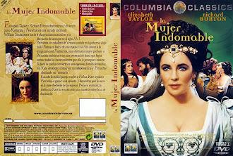 Carátula: La mujer indomable (1966 - La fierecilla domada)