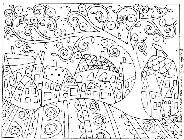 d arte mural coloring pages - photo #11