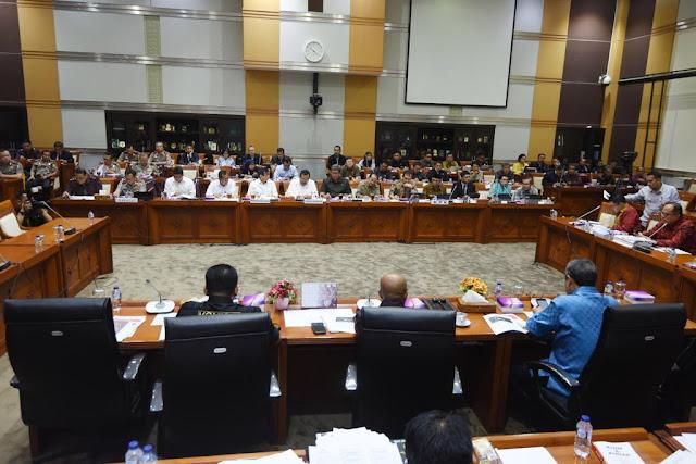 Komisi III DPR Yakin Pemerintah Pasti Dukung Densus Tipikor