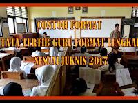 Download Contoh Format Tata Tertib Guru Semua Jenjang Sesuai Juknis Terbaru