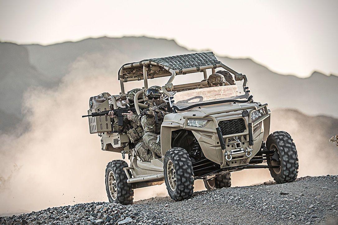 Бойові багі або легкі машини для спецпризначенців