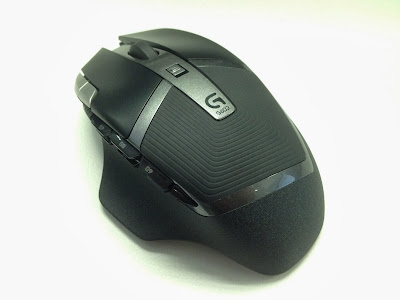 Unboxing & Review: Logitech G602 Wireless Gaming Mouse 7