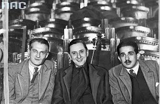 Julian Tuwim, Marian Hemar, Fryderyk Jarossy - Cyrulik Warszawski 1936