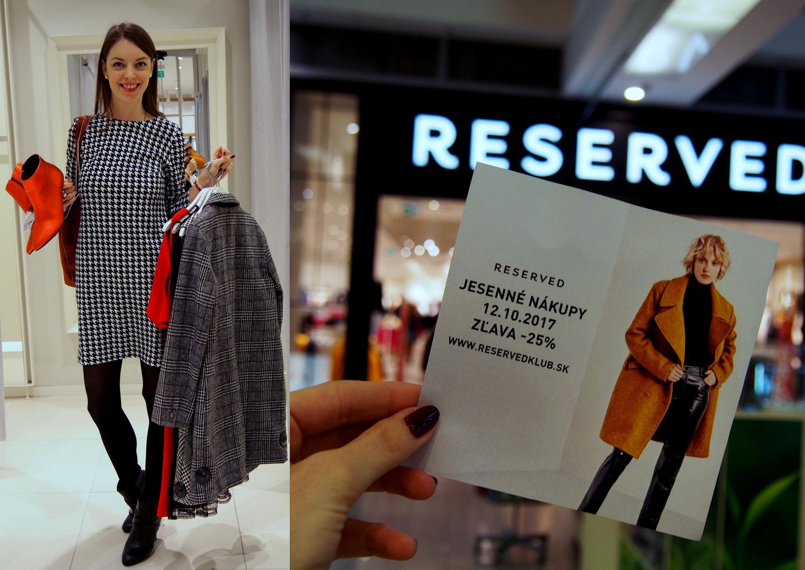 jesenné nákupy v RESERVED s 25% zľavou // vybrala som 5 kúskov, do ktorých sa určite oplatí investovať a celú zimu budete trendy a šik