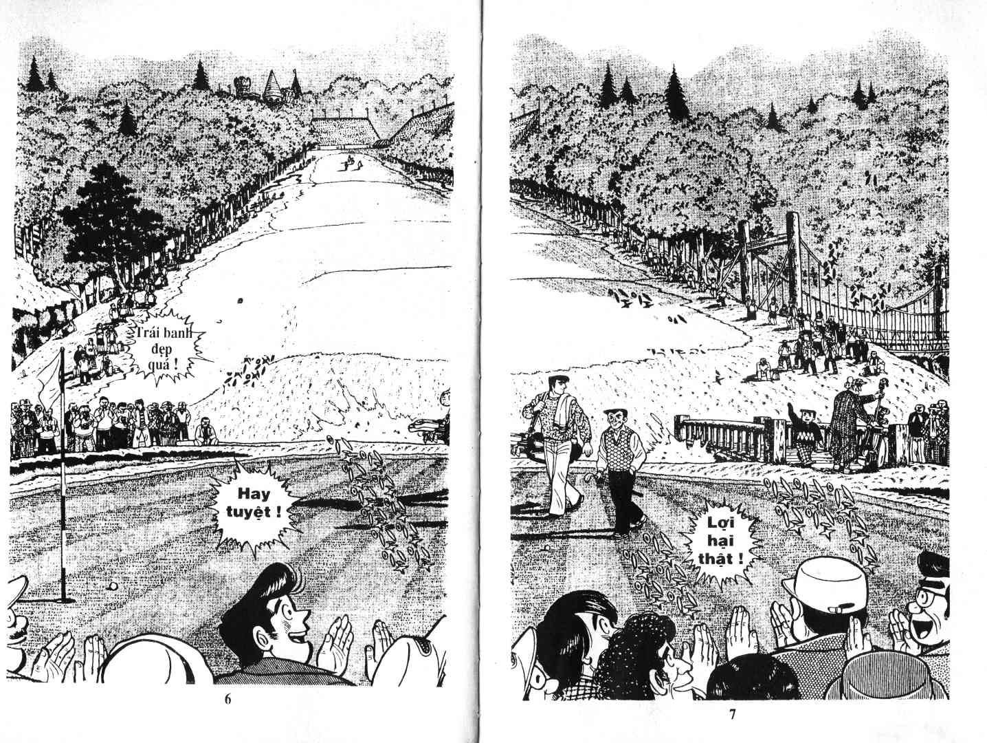Ashita Tenki ni Naare chapter 51 trang 2