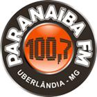 Ouvir ao vivo e online a Rádio Paranaíba FM 100.7 - Uberlândia / MG