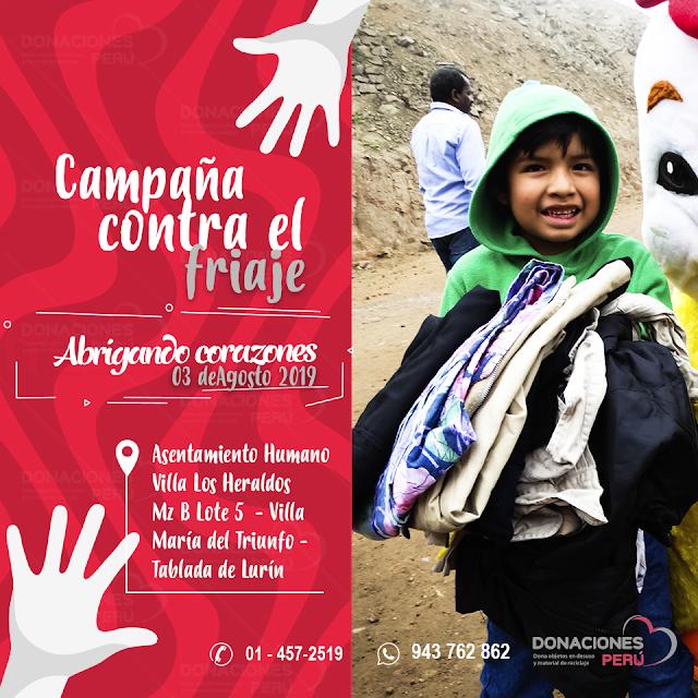 Campaña_contra_friaje_Abrigando_corazones_Agosto2019
