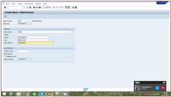 BDC Call Transaction Method Program in SAP ABAP