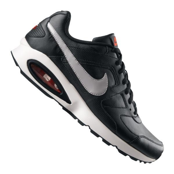 Ropa Y Calzado De Tallas Grandes Zapatillas Nike Air Max Chase Negro Gris Blanco