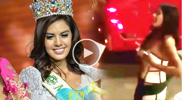 "Watch: Miss Earth PH Imelda Schweighart to Miss Earth 2016 winner, ""Peke Ilong, Peke Baba, Peke Boobs"""