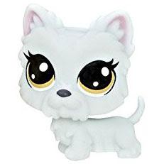 Littlest Pet Shop Series 1 Multi Pack Powder Westyfall (#1-120) Pet