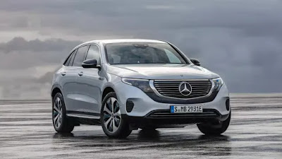 auto tech news, automobile, car, cars, latest technology cars, Mercedes Benz, Mercedes Benz 2018, MERCEDES-BENZ'S initial ALL-ELECTRIC automobile, new car, new car 2018, new car technology,