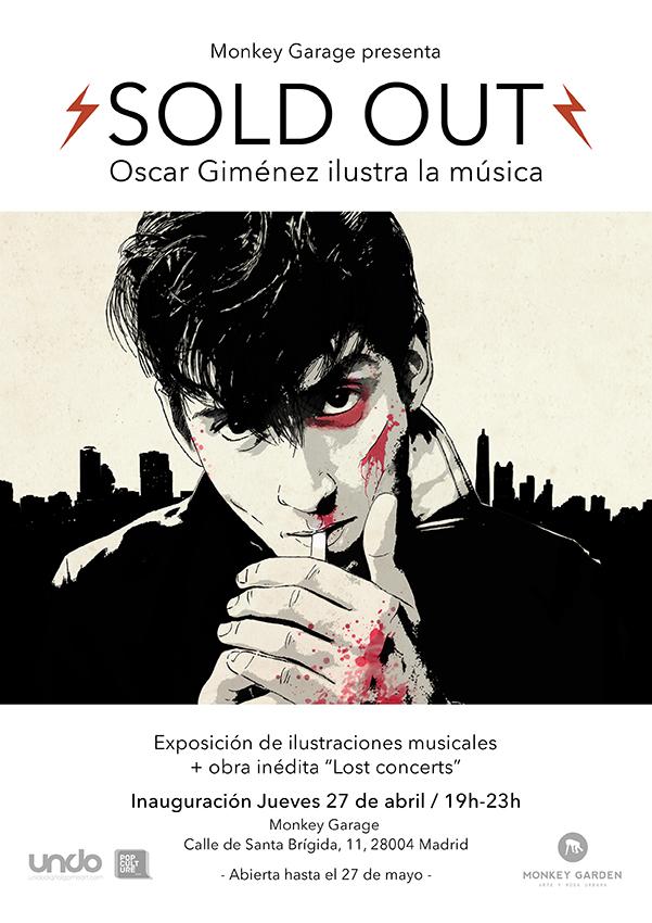 Sold Out. Óscar Giménez