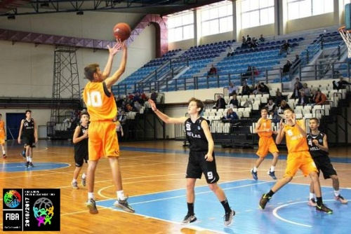 Αναπτυξιακό: Basketball Camp Cadets FIBA Europe-ΕΟΚ (1η αγωνιστική)
