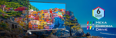 Panasonic TV Hexa Chroma Drive