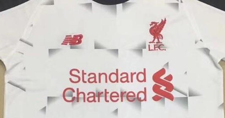 leaked liverpool 18 19 home away amp third kits fakes