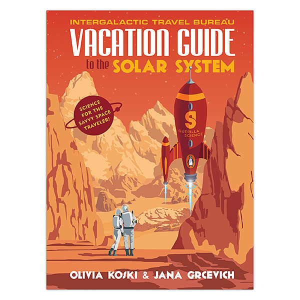 Writers On The Move A Space Travel Guide For Science