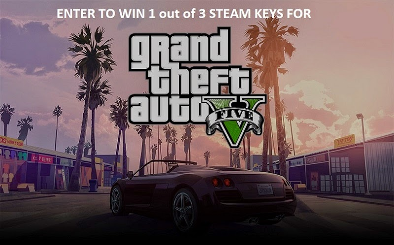 Gta 5 Gaming Pc Giveaway