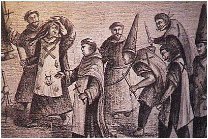 Resultado de imagen de inquisicion en toledo