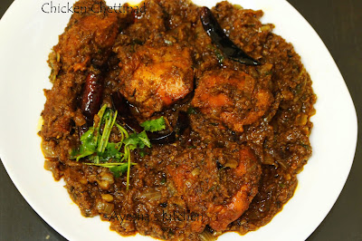 chicken curry spicy hot chettinad cuisine style