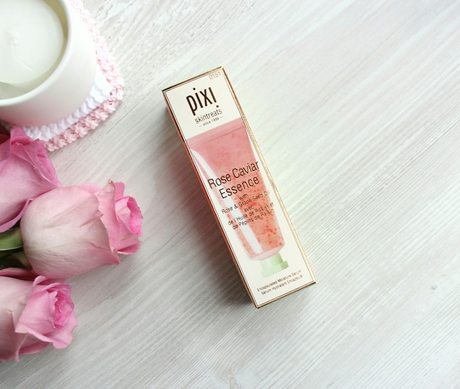 Js makeupartist beauty talk pixi rose caviar essence review first they came out with a collaboration with caroline hirons creating the double cleanse which was one of the most coveted beauty products at the izmirmasajfo
