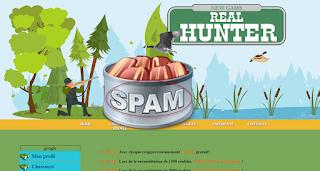 موقع نصاب real hunter ، احذروا الاستثمار فيه