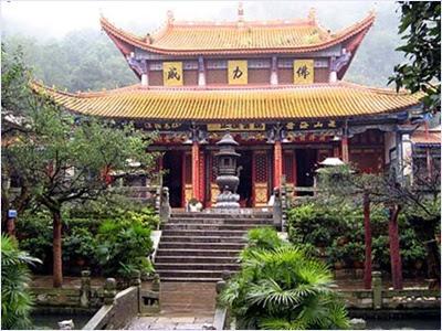 วัดหัวถิง (Huating Temple)