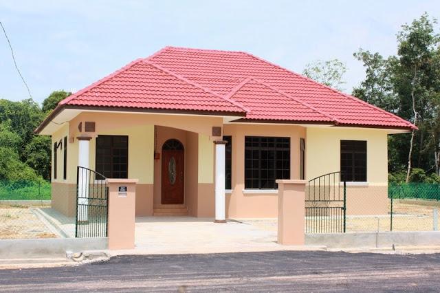 rumah sederhana untuk di kampung