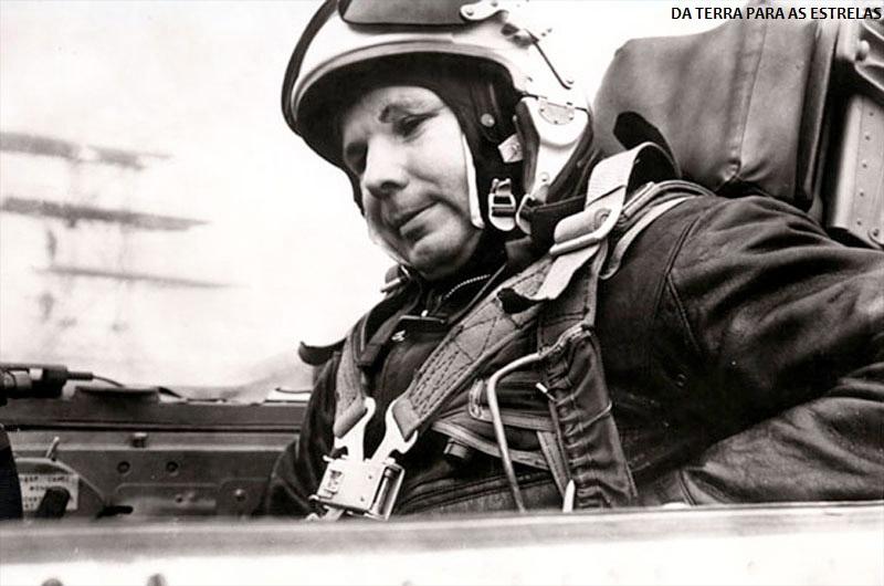Causa de morte de Yuri Gagarin, 1º homem no espaço, só foi ...