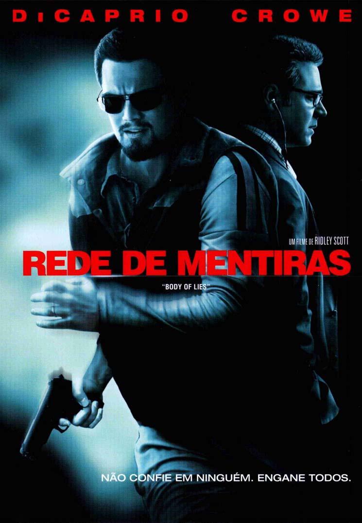 Rede de Mentiras Torrent – Blu-ray Rip 1080p Dublado (2008)