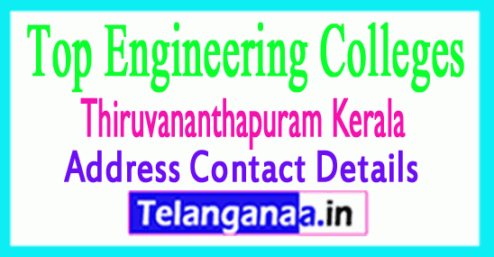 Top Engineering Colleges in Thiruvananthapuram Kerala