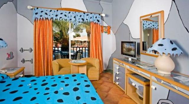 Kamar Hotel Flinstones