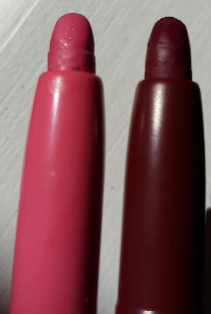 Maybelline Color Blur by Lip Studio Cream Matte Pencils applicator www.modenmakeup.com