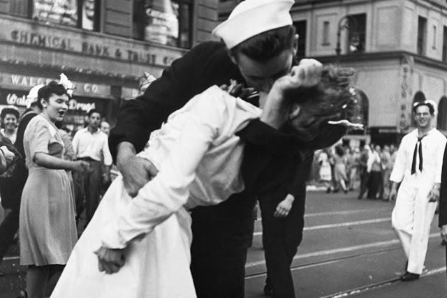 beijo mais famoso de todos os tempos