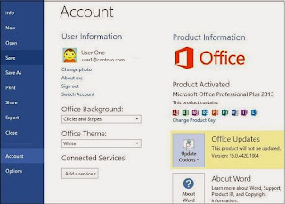How to Turn Off too Update Features Microsoft Office  How to Turn Off too Update Features Microsoft Office 2013