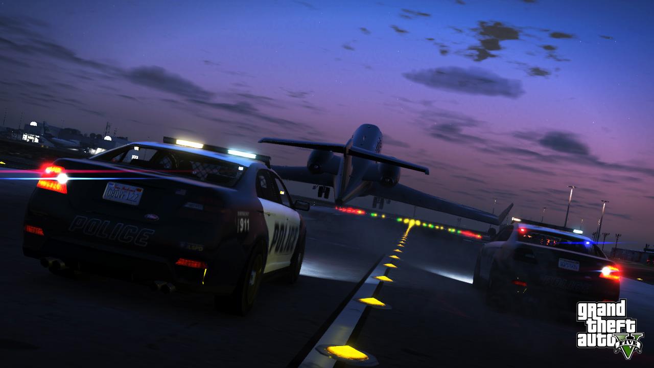 New GTA V Screenshots and Details - GamingReality