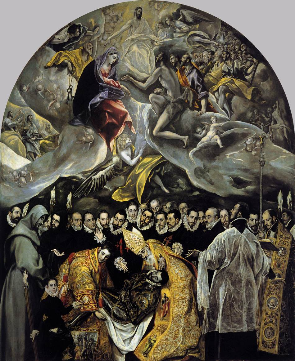 Surprised by Time: The Burial of Count Orgaz
