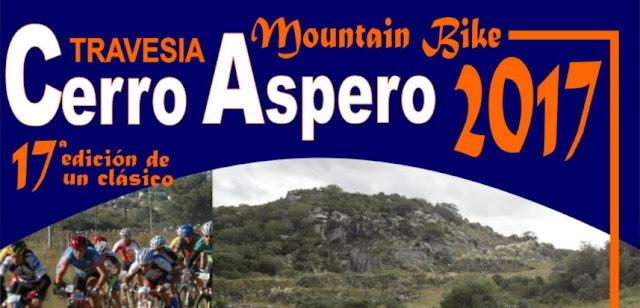 MTB - Travesía al Cerro Áspero (Rocha, 05/nov/2017)