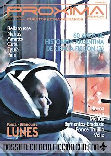 Salió PROXIMA 35 - INVIERNO (LATINOAMERICA: CHILE)